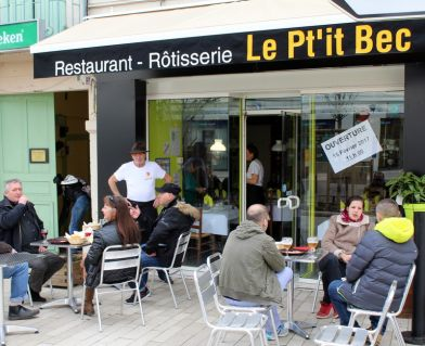 -  - Restaurant - Rotisserie Le Pt'it Bec de Paray