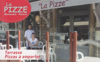 -  - Restaurant La Pizze