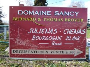 -  - Domaine de Sancy Bernard BROYER