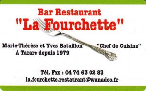 -  - La Fourchette