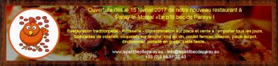 -  - Restaurant - Rotisserie Le Pt'it Bec de Paray - 2