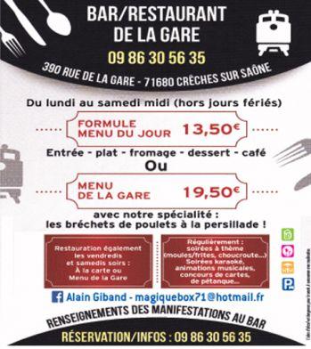Restaurant Au Port D Arciat